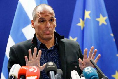 Yanis Varoufakis, ex-Minister of Finance