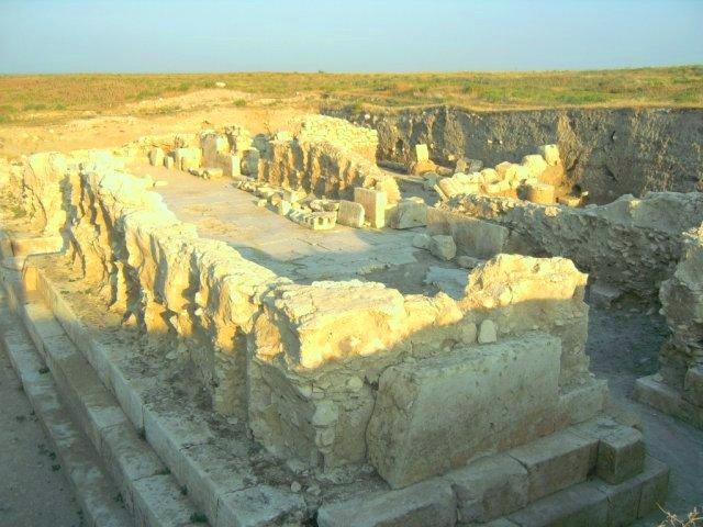 4.Şahbulaq Qıfılı saray kompleksi