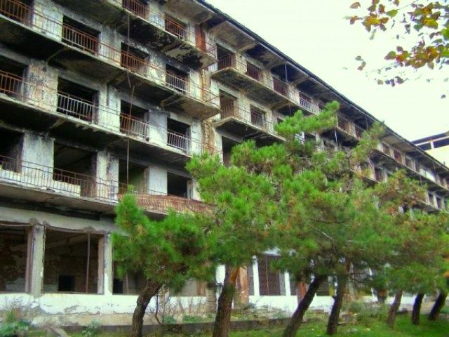 5.Şuşada yaşayış binası