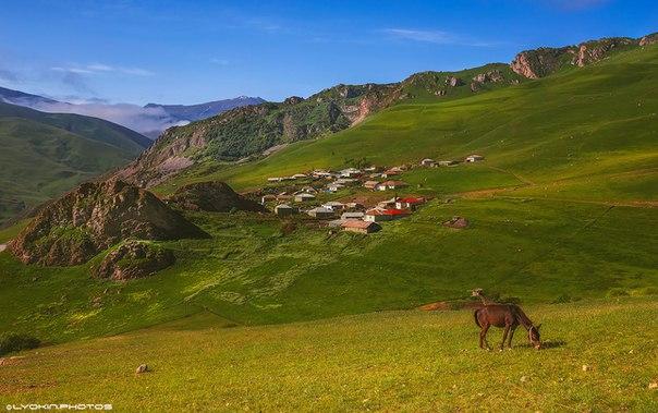 Cek kəndi, Quba