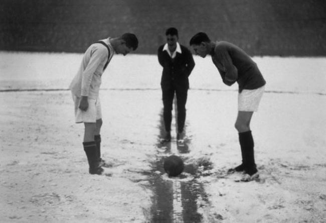 "Arsenal-Mançester Yunayted, ""Hayberi"" stadionu, 1926-cı il"