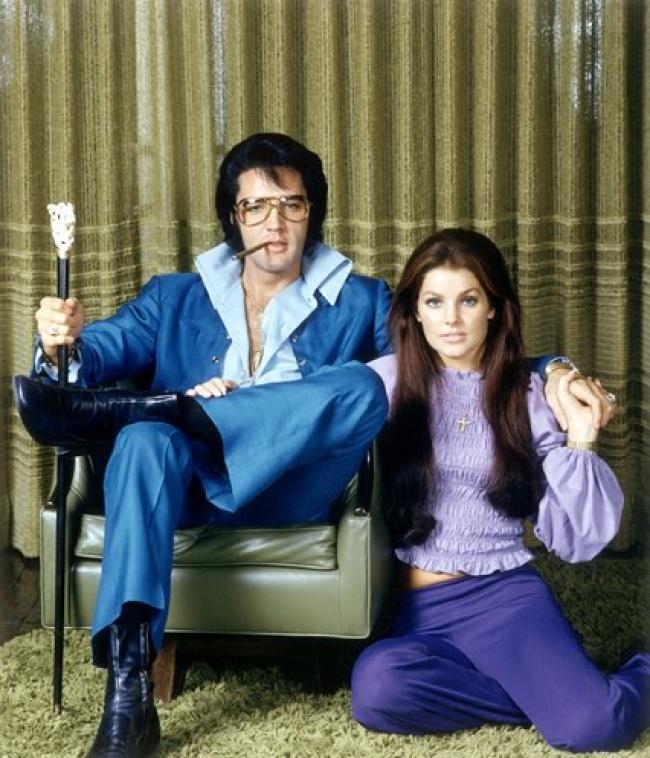 Elvis və Prissilla Presli